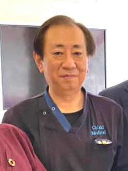 大井千明先生